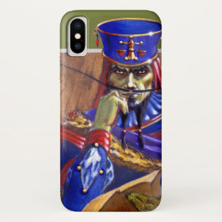Hand of Justice iPhone X Case