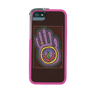 HAND OF LOVE iPhone 5/5S CASE
