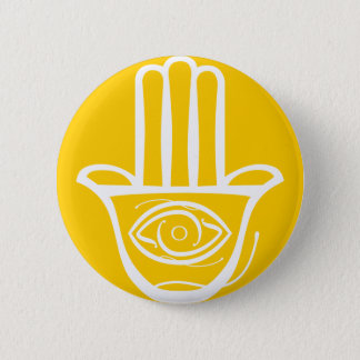 Hand of Miriam (Hamsa) Button