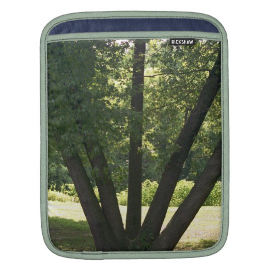 Hand Of Nature iPad Sleeve