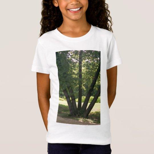 Hand Of Nature Kid's T-Shirt