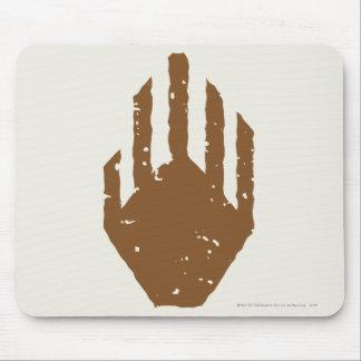 Hand of Saruman Mouse Pad