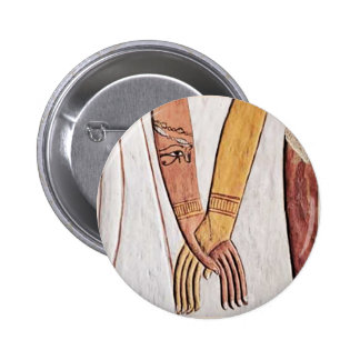 Hand of The Goddess 2 Inch Round Button