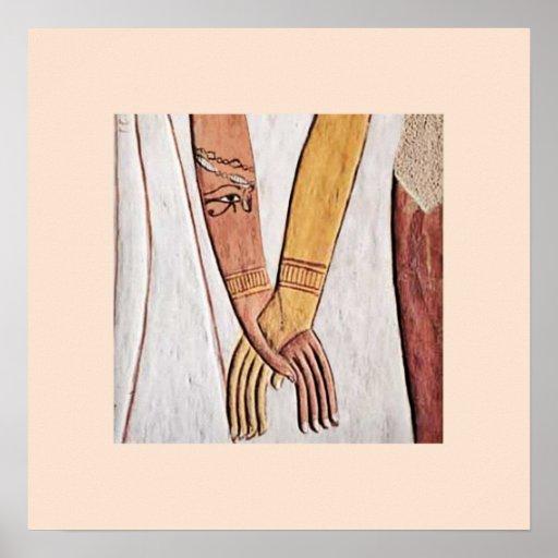 Hand of The Goddess Poster