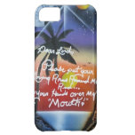 Hand Over My Mouth Cover For iPhone 5C