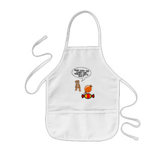 Hand Over The Candy apron