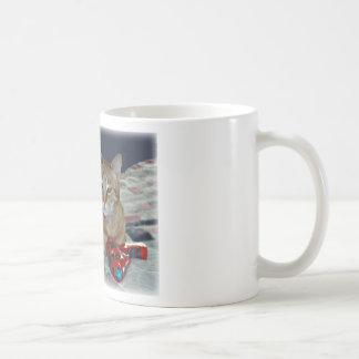 Hand Over the Catnip and No One Gets Hurt Coffee Mug