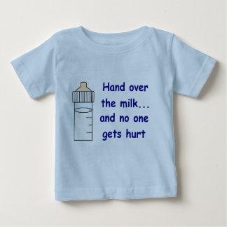 HAND OVER THE MILK BABY T-Shirt
