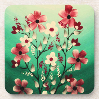 Hand Painted Coasters