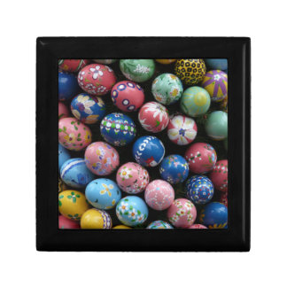Hand-Painted Easter Eggs Gift Box
