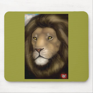 Hand painted mouse pad