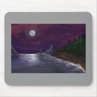 Hand Painted Mousepad