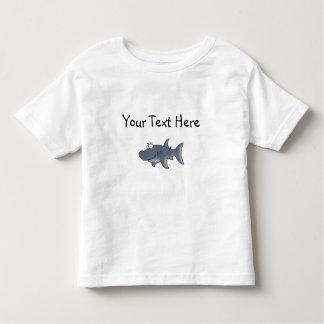 Hand-painted Shark for kids - CUSTOMIZE Toddler T-shirt