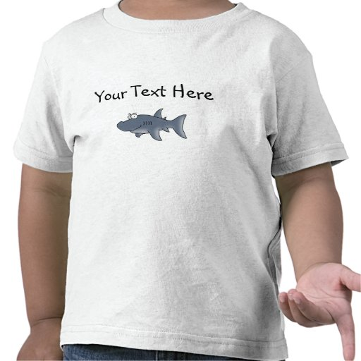 Hand-painted Shark for kids - CUSTOMIZE Tees