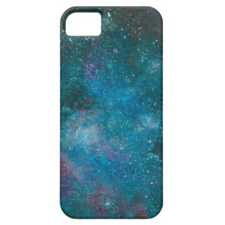 Hand Painted Space/Galaxy Mobile Device Case