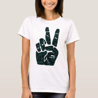 Hand peace sign T-Shirt