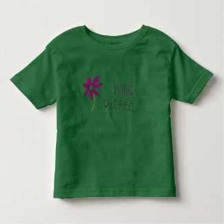 Hand Picked Toddler T-shirt