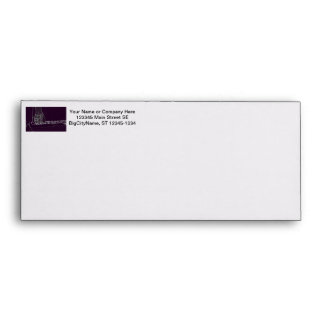 hand playing keyboard purple white ink outline envelope