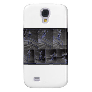Hand Rail Sequence Galaxy S4 Cases