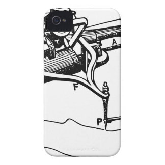 Hand Repairing Old Device iPhone 4 Cover