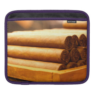 Hand Rolled Cigars from La Romana DR. iPad Sleeves