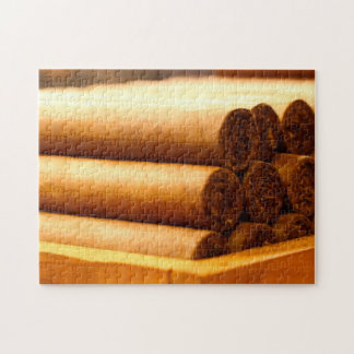 Hand Rolled Cigars from La Romana DR. Jigsaw Puzzle