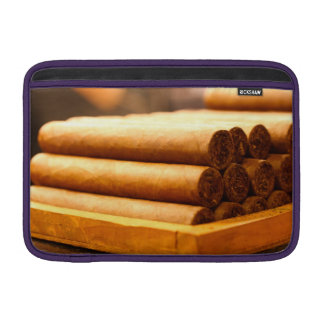 Hand Rolled Cigars from La Romana DR. MacBook Sleeve