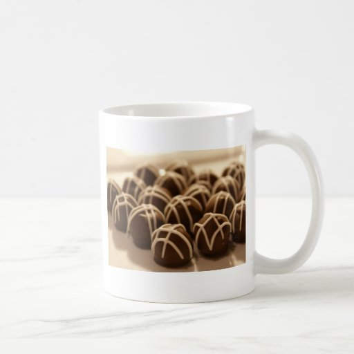 Hand-Rolled Peanut Butter Balls... Coffee Mugs