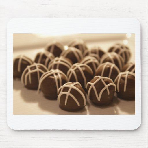 Hand-Rolled Peanut Butter Balls... Mouse Pad