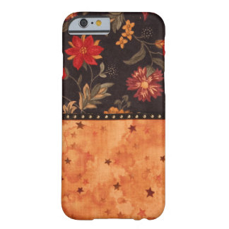 Hand sewn fabric, image iPhone 6/6s cover