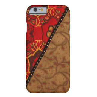 Hand sewn fiber, image iPhone 6/6s case