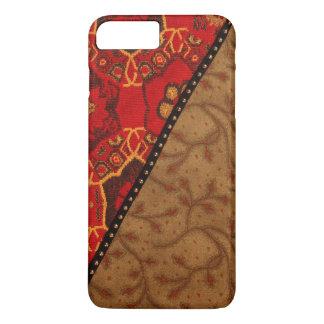 Hand sewn fiber, image iPhone 7 Plus case