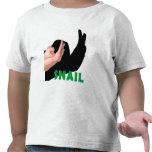 HAND SHADOW SNAIL TEE SHIRTS