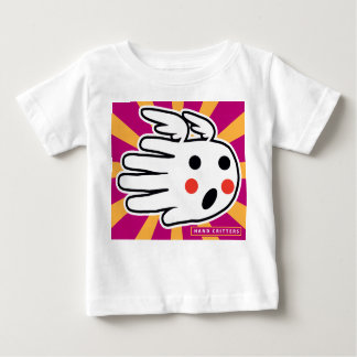 Hand Shaped Angel with Red Cheeks T Shirt