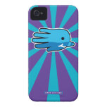 Hand shaped Hand Shaped Baby Narwhal iPhone 4 Cover