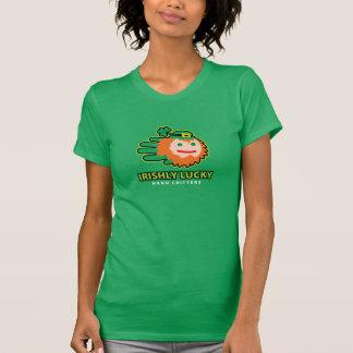 Hand Shaped Leprechaun T-Shirt