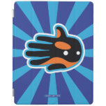 Hand Shaped Orca Killer Whale Dolphin iPad Cover
