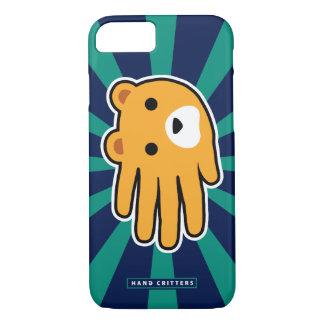 Hand Shaped Yellow Honey Bear iPhone 7 Case
