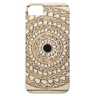 Hand sketched Indian pattern iPhone 5 Case