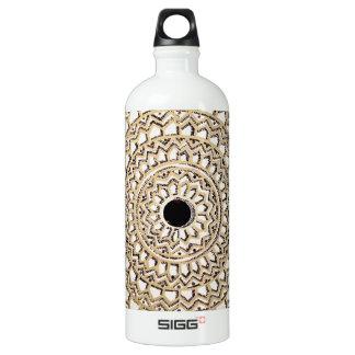 Hand sketched Indian pattern SIGG Traveler 1.0L Water Bottle