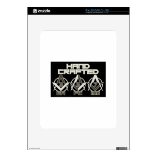 hand skins for the iPad