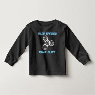 Hand spinner toddler t-shirt