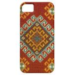 Hand stitched oriental carpet iPhone 5 case