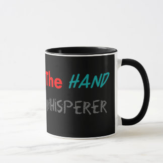 Hand Surgeon Hand Whisperer Mugs