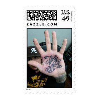 Hand Tattoos Stamp