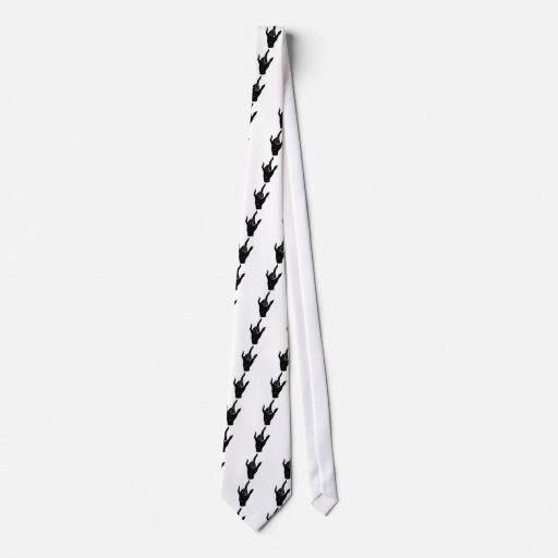 hand tie