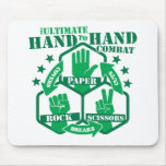 Hand to Hand Combat mousepads