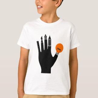 Hand Tool Creative T-Shirt