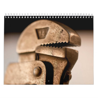 Hand Tools Custom Printed Calendar