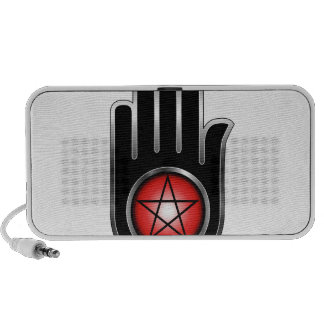 Hand with a Pentacle PC Speakers
